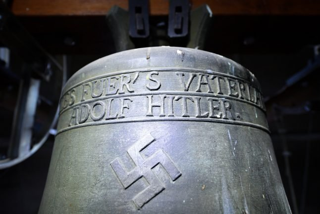Church's 'Hitler bell' strikes duff note in tiny German town