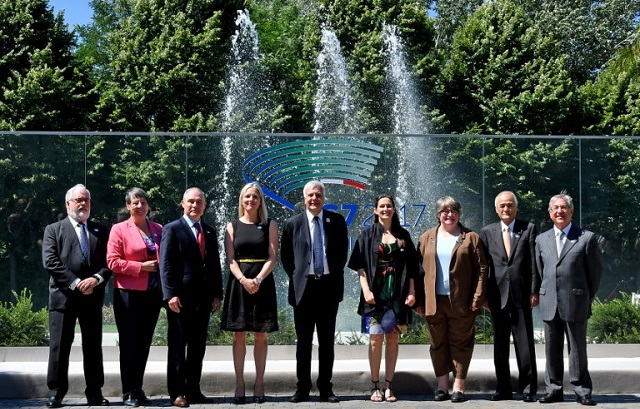 G7 countries reaffirm climate commitment in Italy, leaving the US isolated
