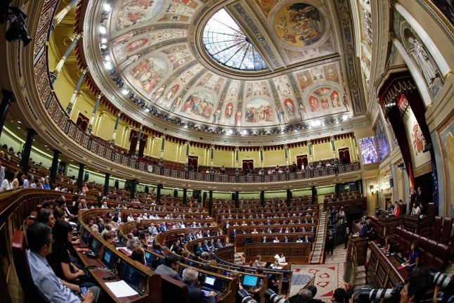 Spanish Congress says 'no' to Catalan independence vote