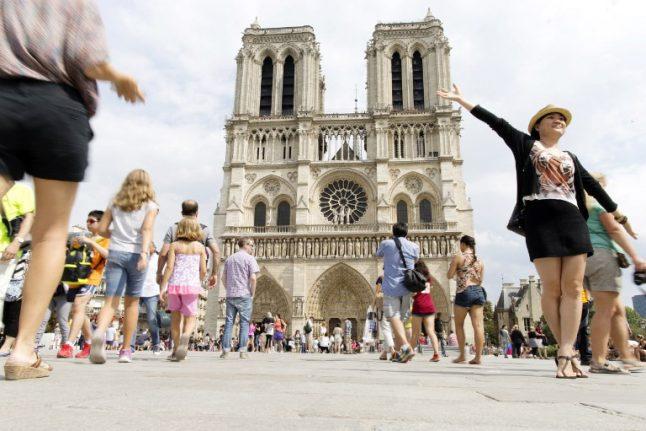 After the Louvre, Champs-Elysées and Notre-Dame, nervy Paris tourists should keep perspective