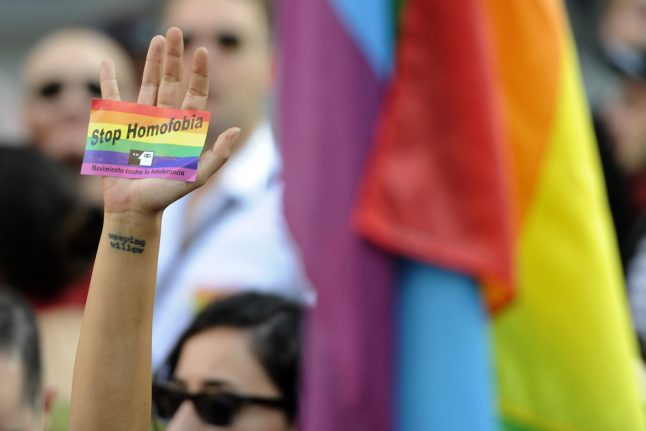 Calls for Murcia leader to step down after reports of neo-Nazi violence at gay pride