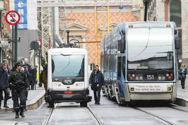 Oslo to get emissions-free, automated buses in 2018