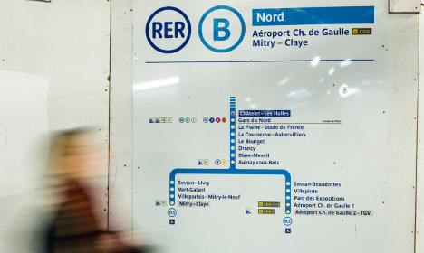 Paris commuter service to change name from 'RER' to… 'train'