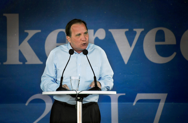 Swedish PM Stefan Löfven slams attacks on police and emergency services: 'Don't touch our heroes'