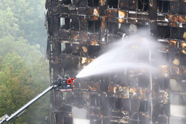 Insulation on German homes is fire risk, Frankfurt firefighters warn
