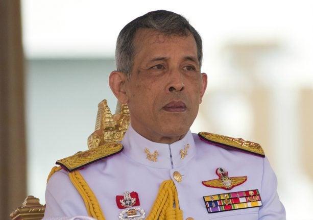 Bavarian teens under investigation for ambushing Thai King with toy gun