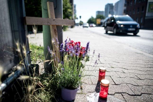 Street racers arrested for murder after pedestrian killed crossing road