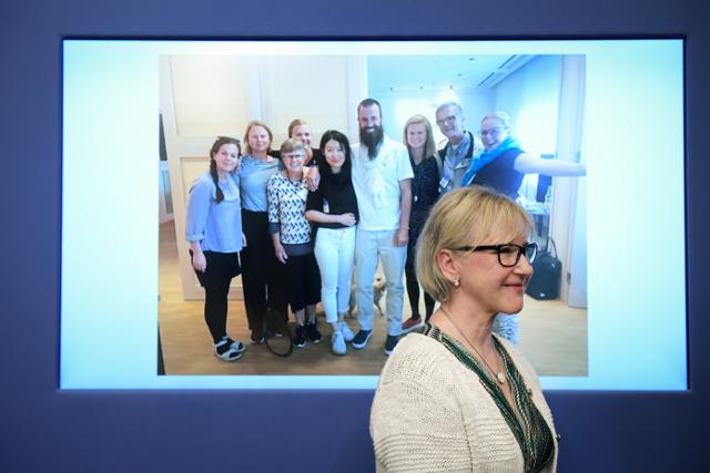 Swedish al-Qaeda hostage Johan Gustafsson home and reunited with family