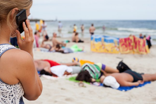 EU roaming fees finally over: Here's what it means for Germany