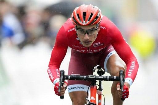 Slovenian rider wins Tour of Switzerland