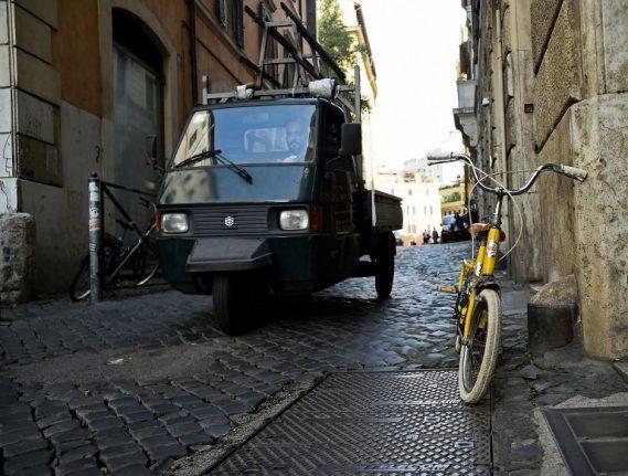 Celebrating 70 years of Piaggio's eponymous three-wheelers
