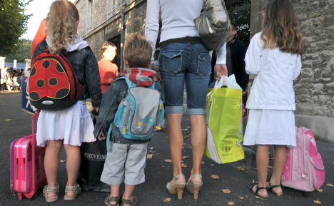 How well is France doing at looking after its kids?