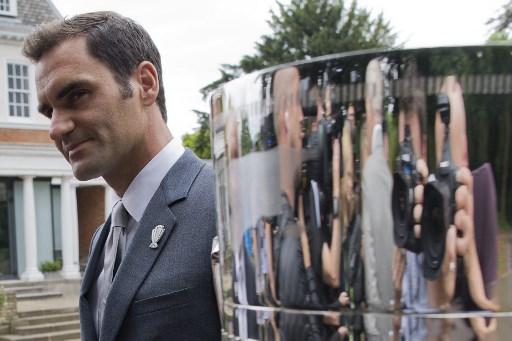 Fresh Federer ready for Wimbledon history bid