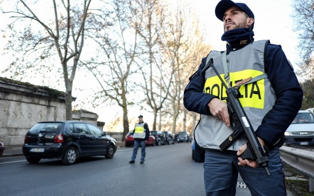 Italy police arrest asylum seeker over Isis propaganda