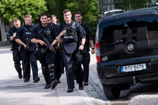 Several injured after shooting at Munich area metro station, police confirm