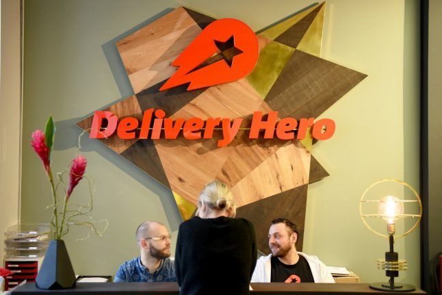 'A great day': German startup Delivery Hero makes stock market debut