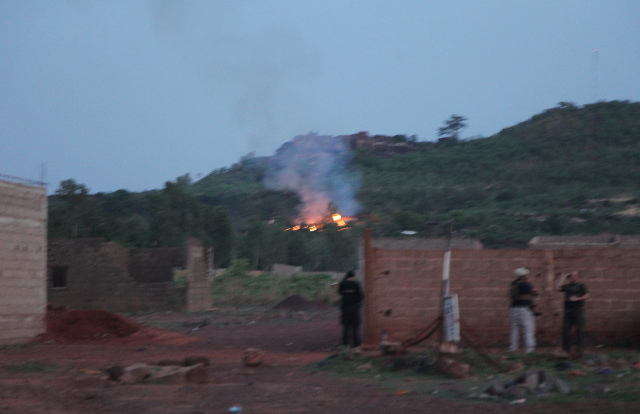 Armed Forces: Missing Mali Swede found safe