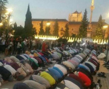 Ramadan prayers at Catholic site spark controversy in Granada