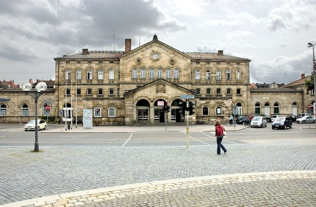 Start your bids now: 49-room central train station goes up for sale in Bavaria