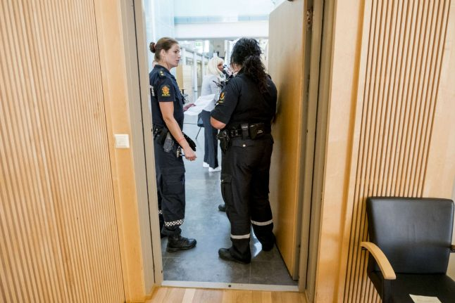 16-year-old pleads guilty in Norway double murder case