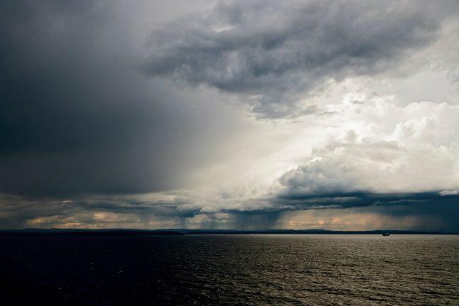 Downpours and thunder warnings issued for Denmark
