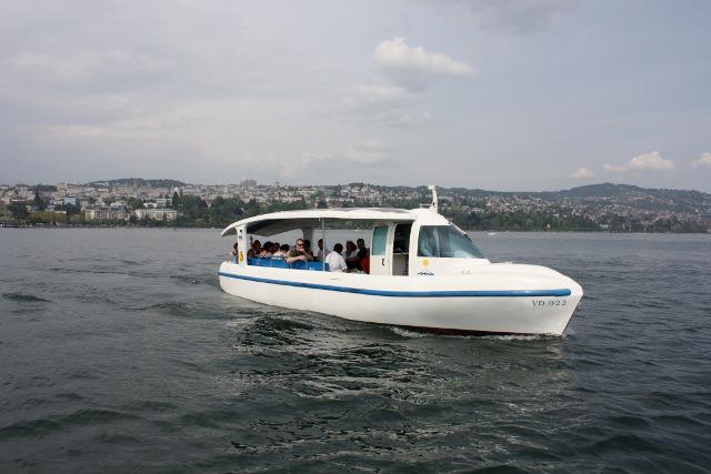 'No Americans': Lausanne boat captain has public rant at Trump