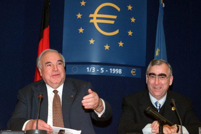 EU planning grand ceremony to honour 'visionary' former Chancellor Kohl