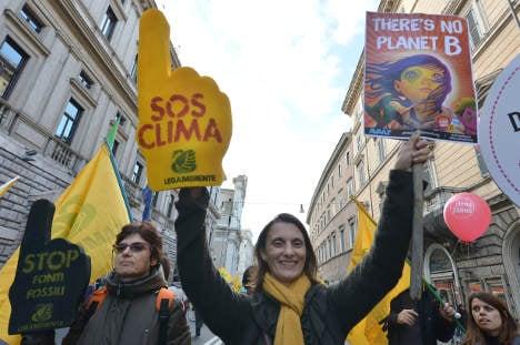 Climate change rift raises temperature for G7 meet in Bologna