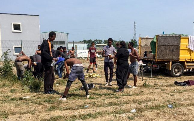 French court orders Calais to provide drinking water for migrants but not shelter