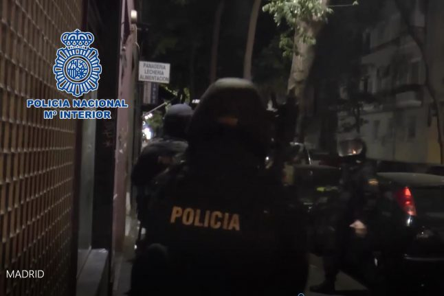 Police arrest man who 'fits profile of jihadist terrorists in Europe'