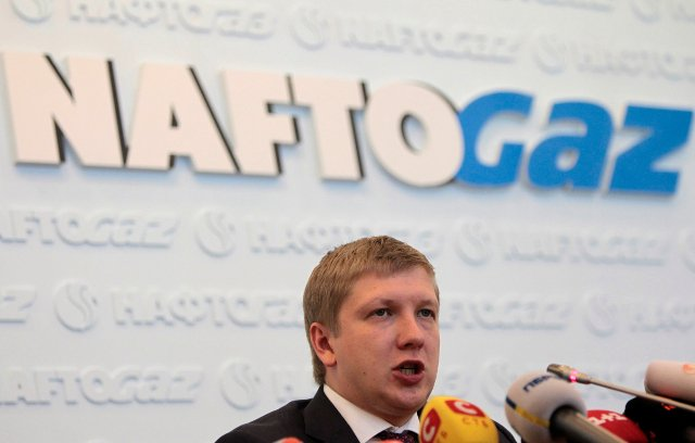 Ukraine cheers gas victory over Russia in Stockholm court