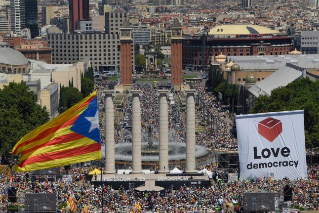 Spanish court reins in Catalan foreign policy ambitions