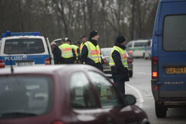 German G20 border control may delay Danes