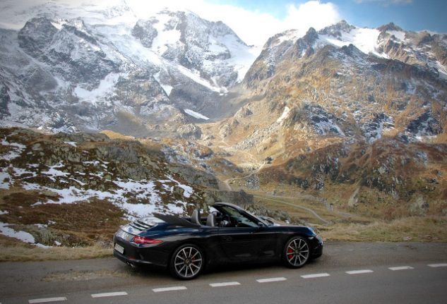 A petrolhead's guide to driving Swiss mountain roads