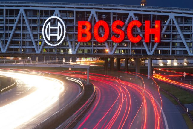 Bosch managers come under investigation in 'dieselgate' probe
