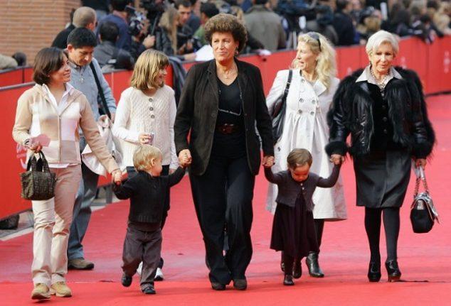 Italian fashion legend Carla Fendi reported dead at 80