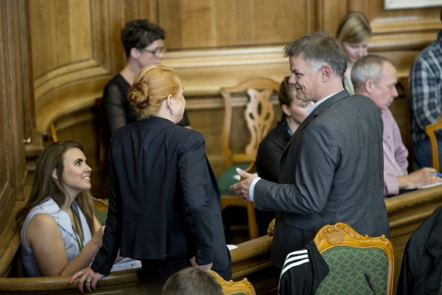 Danish People's Party votes against new citizenships