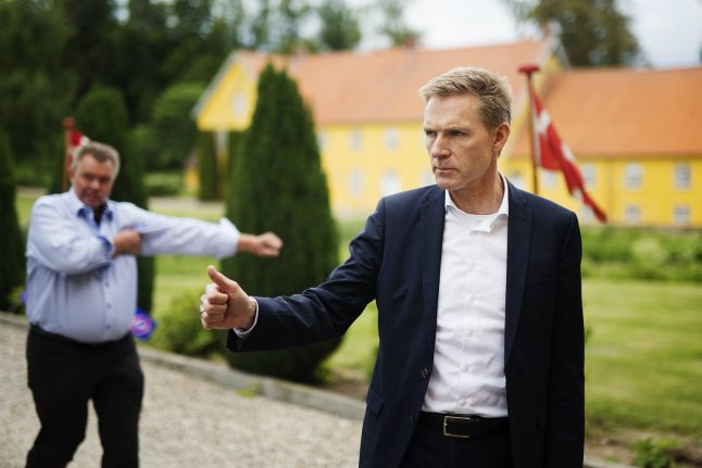 Danish People's Party to opposition: guarantee no changes on immigration
