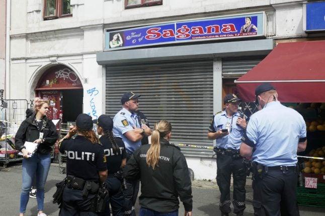 Norwegian jewellery shop staff threatened with gun during raid