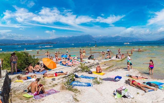 Italy sizzles in mid-June heatwave