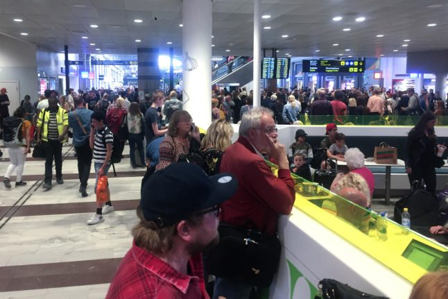 Sweden to pay compensation for Midsummer train chaos