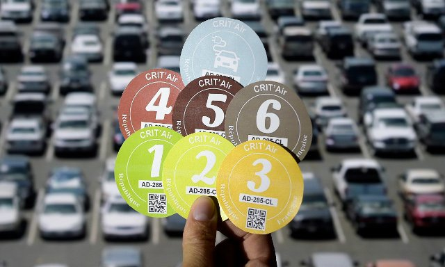 Drivers in parts of France now face €68 fines if they don't have this car sticker