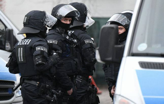 Isis suspect arrested in Germany as part of Europe-wide raids
