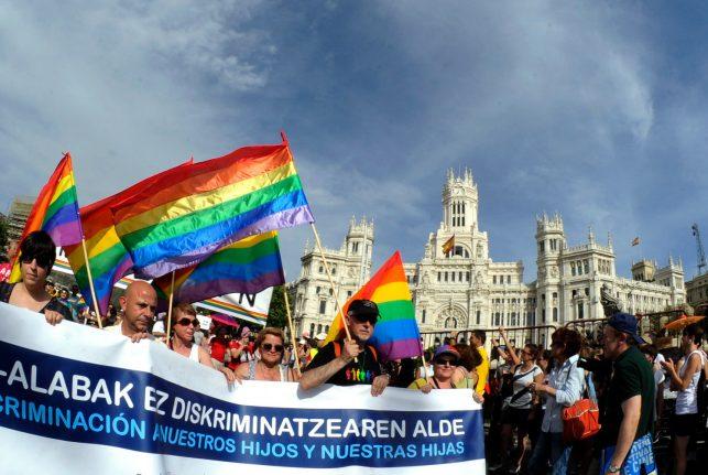 Madrid ramps up security ahead of international gay pride fest