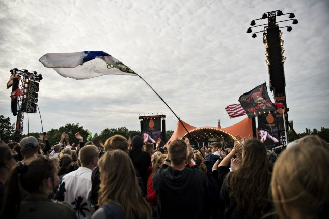 Roskilde 'is not just stages, but also the space between'