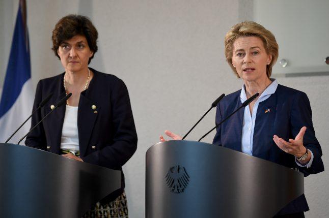 Germany 'certain' Trump would honour NATO pledges