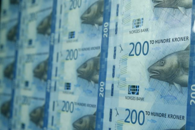 Norway finds counterfeits of new banknotes