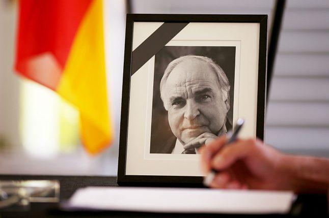 EU to host Helmut Kohl memorial ceremony in Strasbourg on July 1