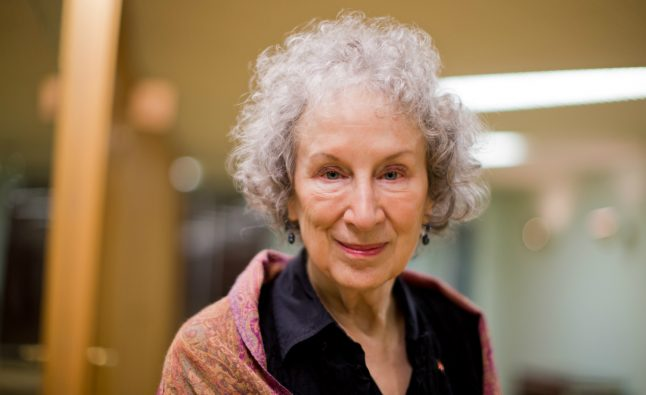Handmaid's Tale author Margaret Atwood awarded German peace prize