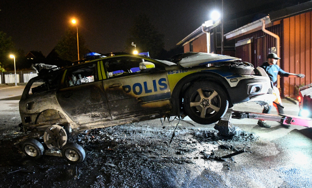 'Especially vulnerable areas' increase in Sweden: report